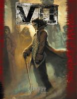 Cover of VII, a Vampire: The Requiem sourcebook. (White Wolf Publishing)