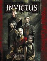 Cover of Invictus, a Vampire: The Requiem sourcebook. (White Wolf Publishing)