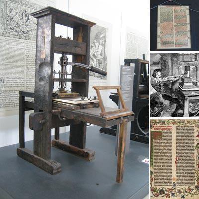 Printers_Gutenberg_press
