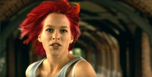 Screenshot of Run Lola Run, timestamp 14:04