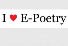 I ♥ E-Poetry