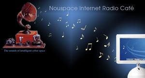 Image of Nouspace Internet Radio circa 2002