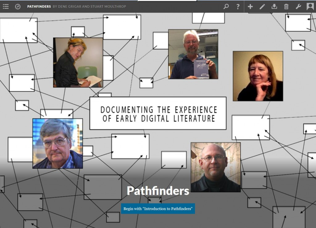 pathfinders on iPad