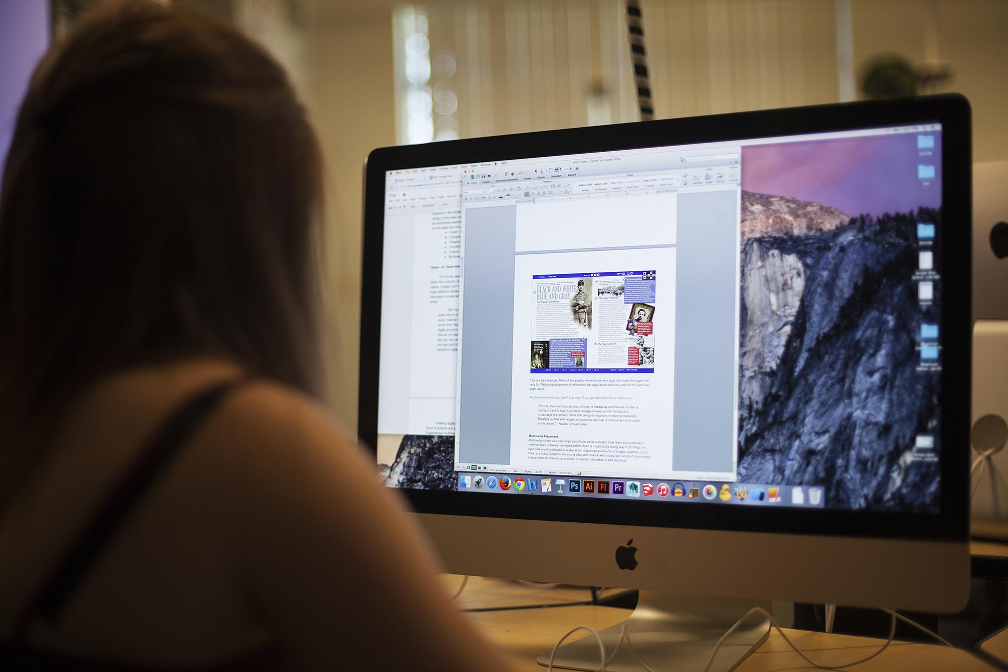 Image result for student desktop