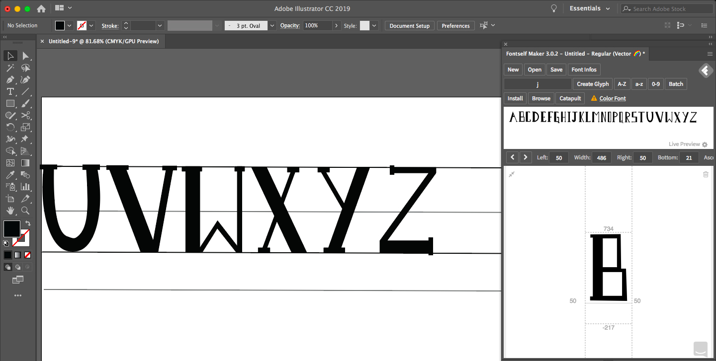 Learning Typography