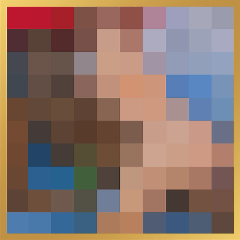 twisted fantasy album cover